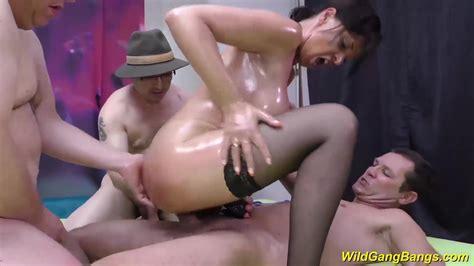 Big Boob Oiled German Milf Gangbanged Amateur Porn