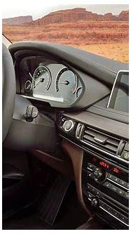 2014 BMW X5 Interior Dashboard - egmCarTech