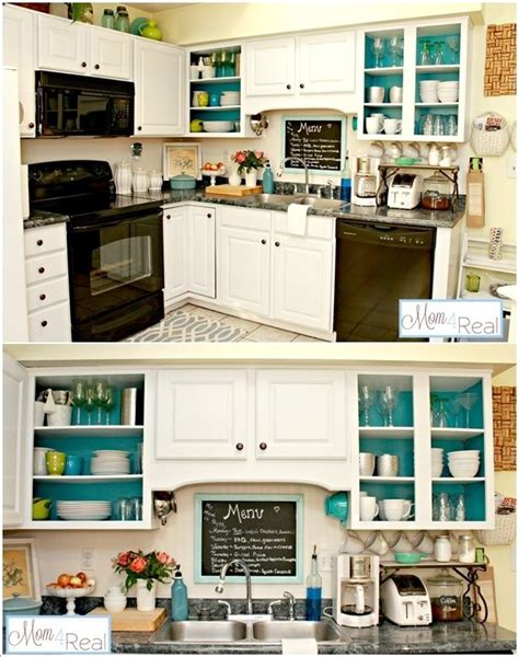 contact paper cabinets ideas  pinterest contact paper  cabinets rv organization