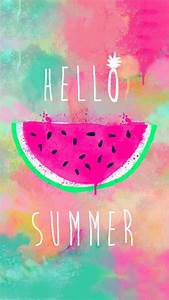 Hello Summer Cute Girly Wallpaper Android
