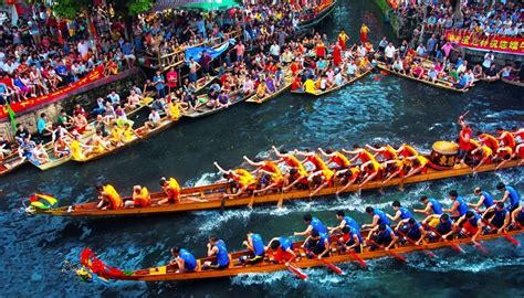 Dragon Boat Festival 2018 Thailand by Discover Dragon Boat Racing A Spectacle Enjoyed All