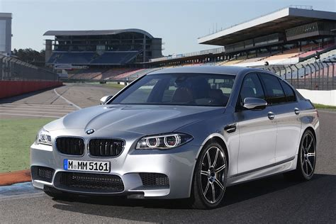 Bmw F10 M5 by 2014 Bmw F10 M5 Lci Officially Unveiled Autoevolution