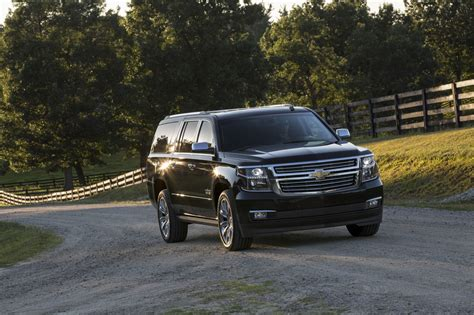 chevy suburban 2015 chevrolet suburban gm authority