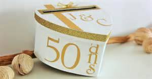 50 ans de mariage decoration mariage urne anniversaire 50 ans decormariagetrnds