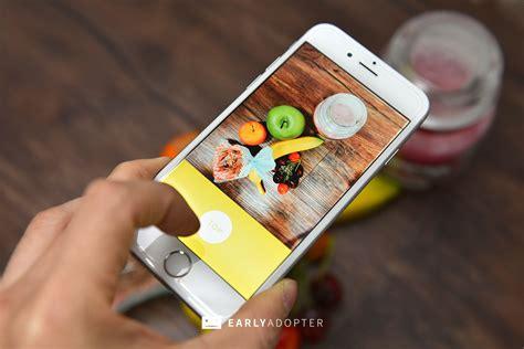 free food apps for iphone foodie line s foodie app helps you take gorgeous food