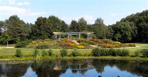 Botanischer Garten Berlin Rosengarten by Rosengarten Bremen
