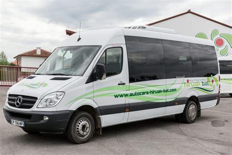 Notre Gamme De Minibus Et Autocars De Tourisme Autocars