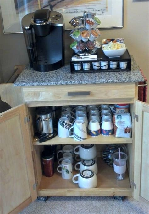 how to organize small kitchen best 25 coffee corner kitchen ideas on tea 7304