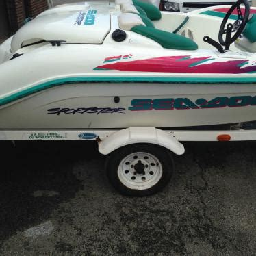 Sea Doo Boats For Sale In Cleveland Ohio by Sea Doo 1995 For Sale For 100 Boats From Usa