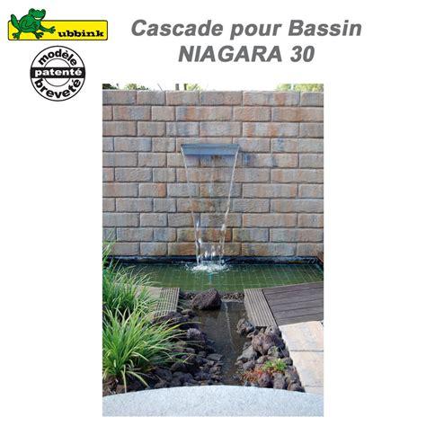 cascade de bassin de jardin ext 233 rieur niagara 30 1312085 ubbink 8