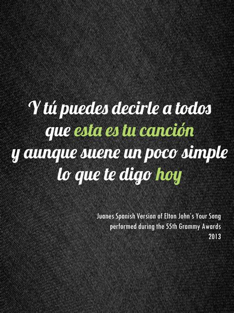 Music Quotes In Spanish