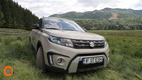 Test Drive Suzuki Vitara 2015