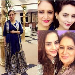 Beautiful Fatima Effendi with her Mother Latest Clicks ...