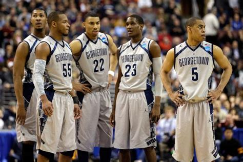 georgetown basketball complete roster season preview