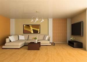 Interior, Color, Scheme, For, Living, Room