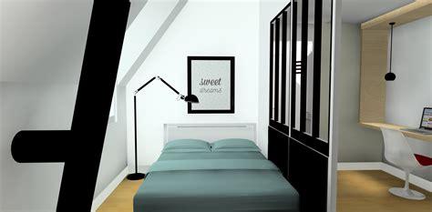 chambre atelier rénovation et décoration d 39 un appartement meublé à louer