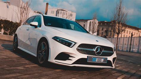 TEST: Novi Mercedes A KLASE!!! A180d AMG!!! - YouTube