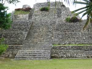 Mayan Ruins Costa Maya Mexico