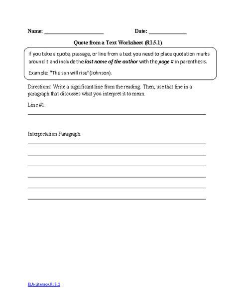 18 best images of informational text worksheets veterans