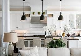 Photos Of Kitchens With Pendant Lights by Choosing The Perfect Kitchen Pendant Lighting