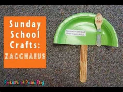 diy sunday school craft projects ideas youtube