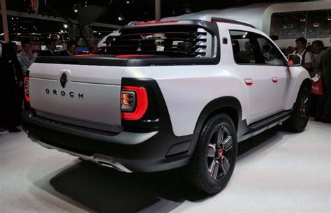 renault duster oroch concept car  catalog