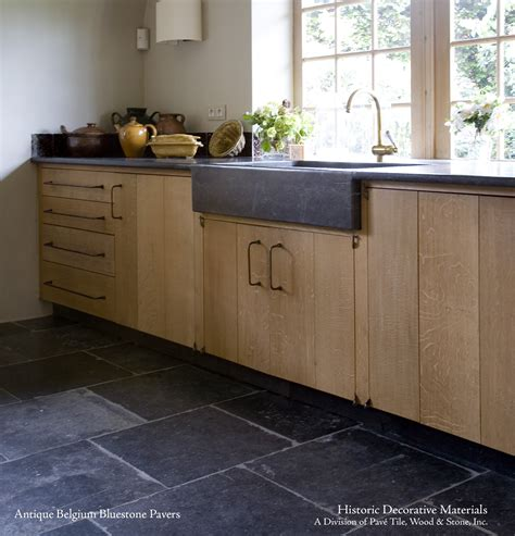 bluestone kitchen floor antique belgian bluestone pavers are lovely durable 1745