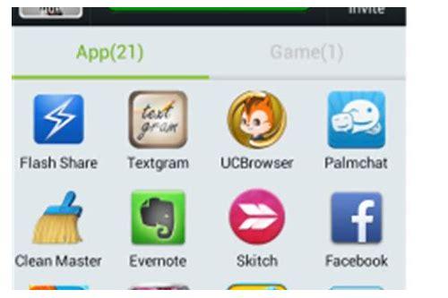 download flash share apk old version