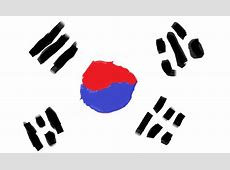 South Korea Flag by BigDaddy820 on DeviantArt
