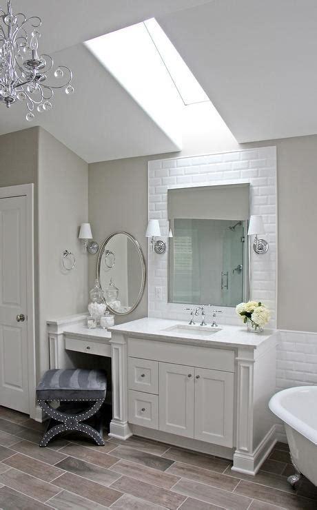 drop  makeup vanity  oval beaded mirror
