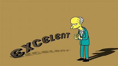 Burns Simpsons Simpson Wallpapers Mr Quotes Montgomery