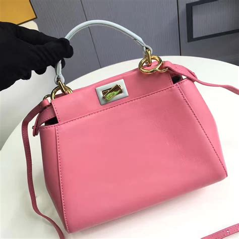replica fendi mini peekaboo bag [fendi13] - $375.00 ...