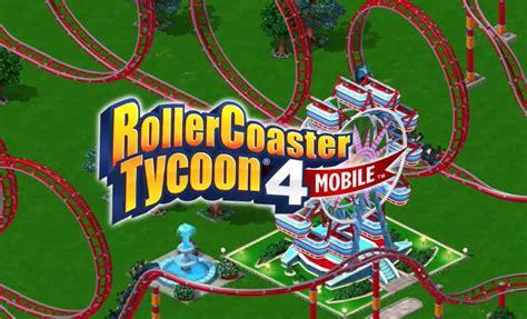 descargar rollercoaster tycoon 4 ipad cheat codes