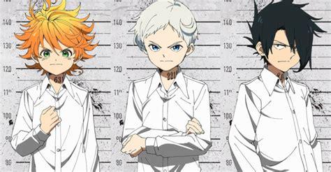 Anime Like Yakusoku No Neverland The Promised