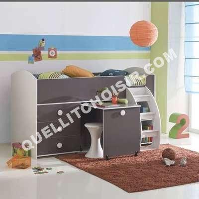 bureau 3 suisses lit combiné bureau 3 suisses table de lit