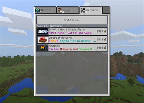 play minecraft multiplayer
