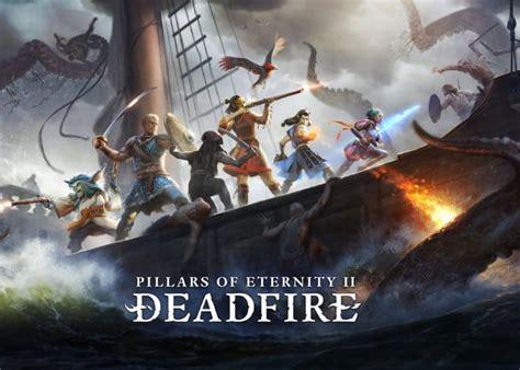 Boatswain Pillars Of Eternity by Pillars Of Eternity 2 Deadfire New Boat Systems