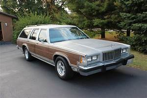 1987 Mercury Grand Marquis - Overview
