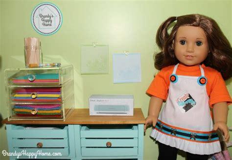 american girl doll cricut box  mats