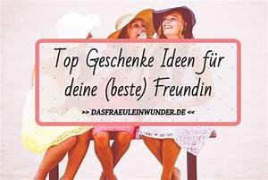 Geschenke Für Beste Freundin : top geschenkideen f r deine beste freundin das fr ulein wunder ~ Orissabook.com Haus und Dekorationen