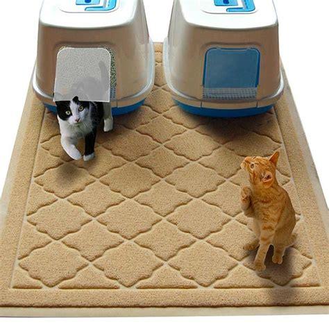 black cat litter mat the best cat litter mat to reduce litter tracking bengal