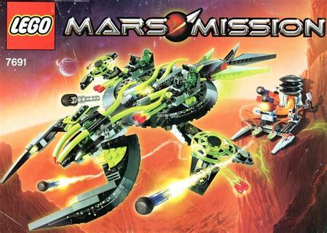 etx alien mothership assault brickset lego set
