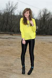 Yellow Forever 21 Tops Black Litas Jeffrey Campbell Boots