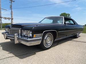 1973 Cadillac Coupe Deville For Sale