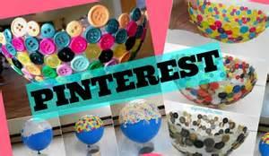 Pinterest Button Bowl
