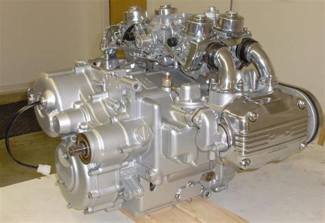 Beautiful Gl1000 Engine
