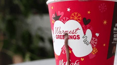 cup mcdonalds gif find share  giphy