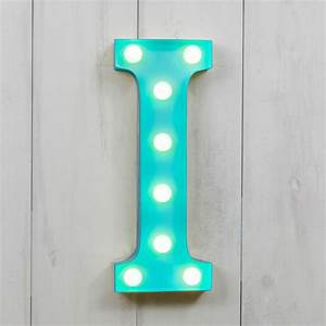 i vegas metal 11quot mini led letter lights light up With small led letters