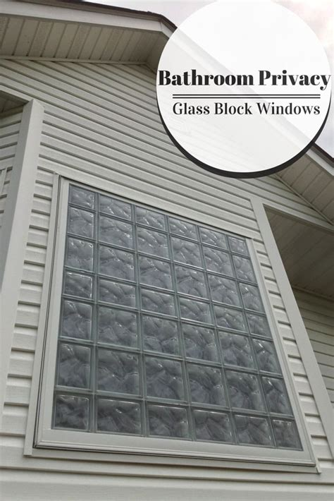 141 best glass block windows images on glass