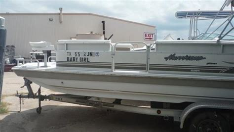 Hurricane Deck Boats For Sale Texas by Hurricane Deck Boats For Sale In Houston Texas